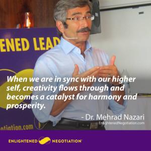 negotiation, harmony, enlightened negotation, mindfulness
