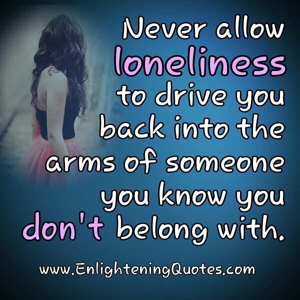 Depressed Love Quote
