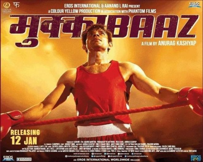 Movie Review – Mukkabaaz – ENLIGHTENMENT