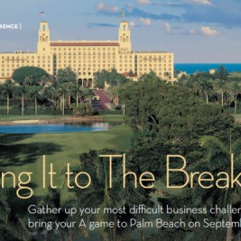 American Lighting Association 2011 Conference, The Breakers, Palm Beach, FL