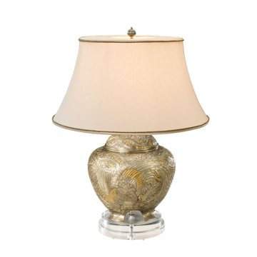 enLightenment Magazine reports on Theodore Alexander Table Lamp