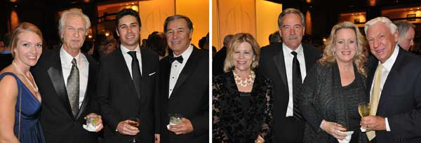 2012 Arts Awards with Palecek Lighting and members of the Dallas Market Center
