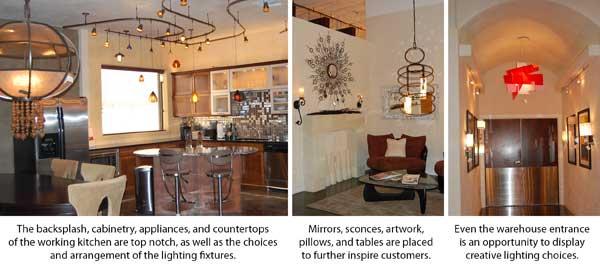 enLightenment Home Lighting features Light By Design San Antonio TX