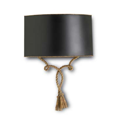 Currey and Company Baron 5098 Wall Sconce