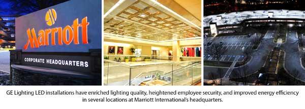 General Electric LED Evolve Lighting