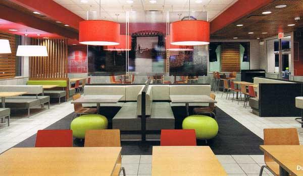 Connie Post McDonalds Design