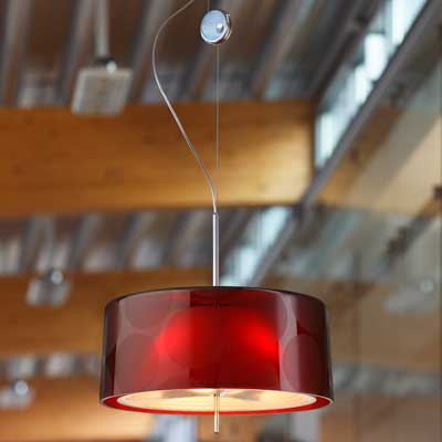 Tobias Grau Money Pendant: Light + Building in Frankfurt