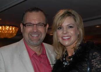 Boyd Tasker of IMC-Las Vegas and Christi Reeves