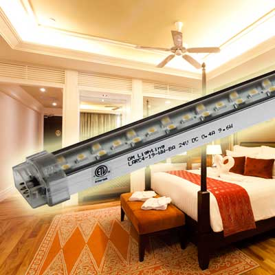GM Lighting Linear Lightbar