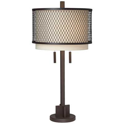 Pacific Coast Lighting Mesh Collection