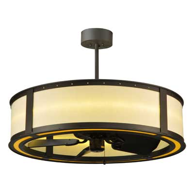 Meyda Lighting Maplewood LED Chandel-Air