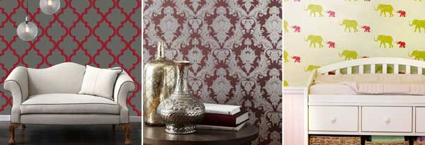enLightenment Home Lighting Home Style: Decorative Wallpaper