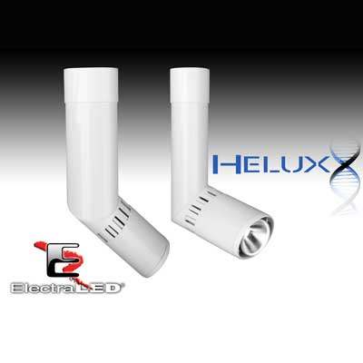 ElectraLED Orbluxx and Heluxx LED LIghting