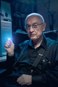 Nick Holonyak LED Inventor General Electric