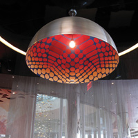 Watermelon Domes-Vision Quest Lighting