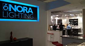 Nora Lighting Expands Dallas Showroom
