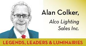 Alan Colker: Alco Lighting Sales Inc.
