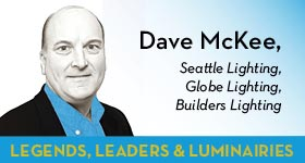 Dave McKee: Seattle Lighting/Globe Lighting