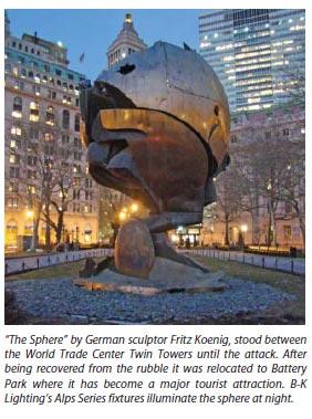 B-K Lighting The Sphere
