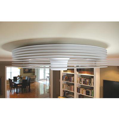 Exhale Ceiling Fan