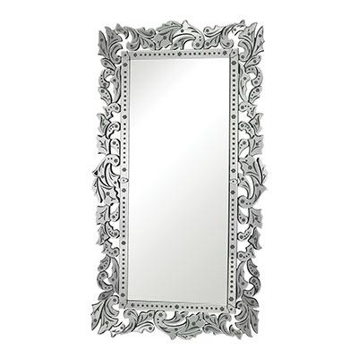 Sterling:  traditional Venetian mirror
