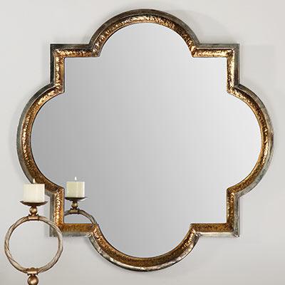 Uttermost: Golg Wall Mirror