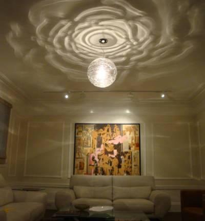 Lighting designer Chris Brightman