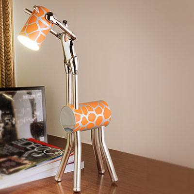 Childrens Giraffe Lamp: Childrens Giraffe Lamp