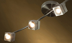 Track Lighting Feature