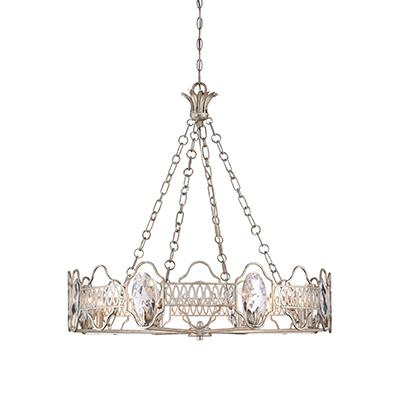 Hyde Park chandelier - Savoy House Lighting