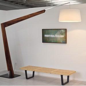 Industrial Design Group Cerno - Valero Floor Lamo