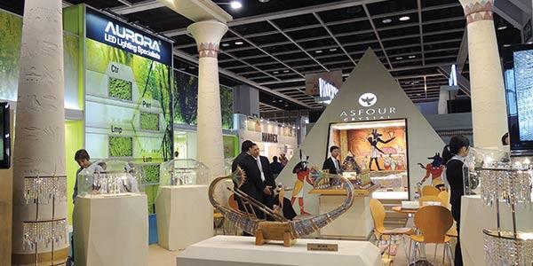 Residential Lighting From Hong Kong Fair 2013