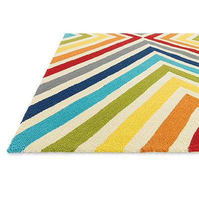 Interior Design Trends- Colors: Loloi Rugs