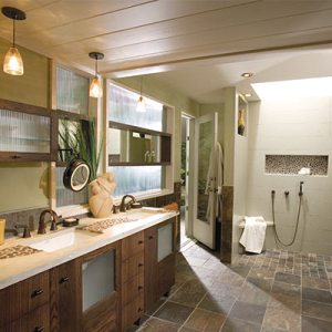 Curbless Shower: Top Ten Home Remodeling Trends
