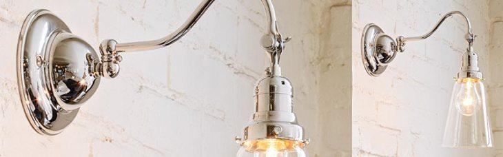 Rejuvenation Lighting - Single Light Sconce