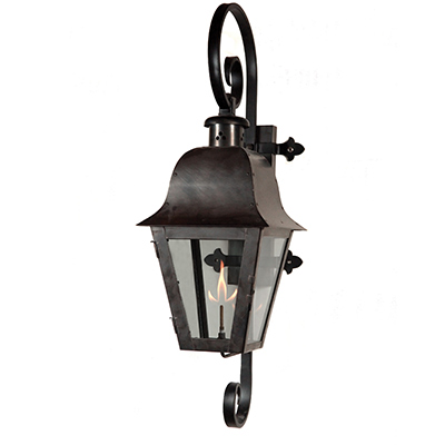 Fourteenth Colony Outdoor Lantern