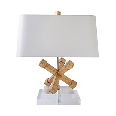 Gilded Nola Table Lamp