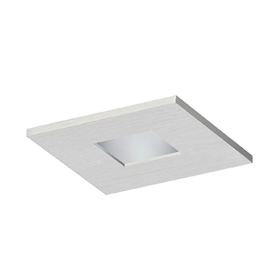 CSL Lighting Silver Square LED LIght