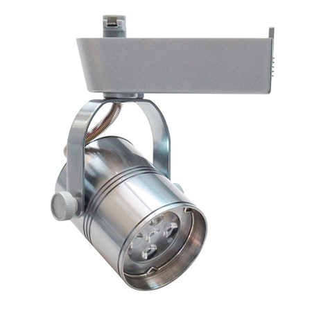 Elco: LED Cylinder track fixture
