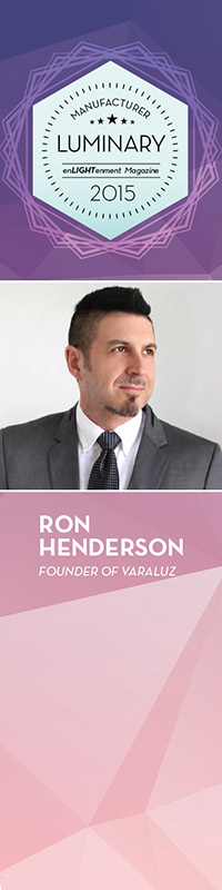 Ron Henderson Manufacturer Luminary
