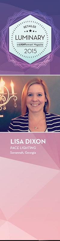 enLightenment Lisa Dixon Retail Luminary