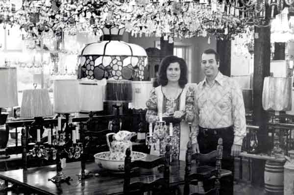 Lamp & Lantern Ltd Frederic and Vera Cohen
