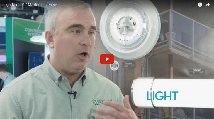 Lightfair 2017 Maxlite Interview