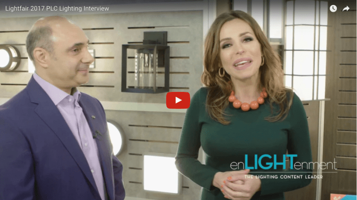 Lightfair 2017 PLC Lighting Interview