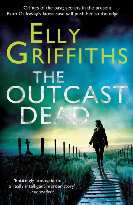 OUTCAST DEAD HARDBACK COVER VISUAL