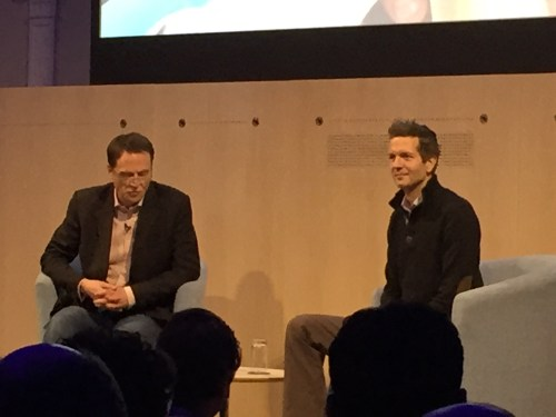 RSA lecture Frederic Laloux with Matthew Taylor