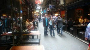 Melbourne Cafe Life