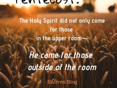 Pentecost: The Holy Spirit came for the nations
