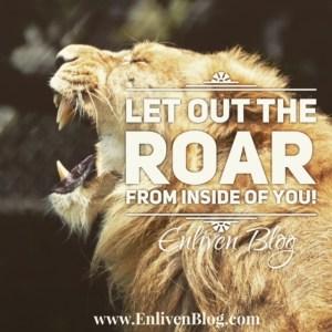 Lion Prophetic Roar
