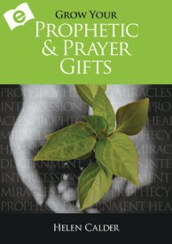 Prophetic and Prayer Gifts